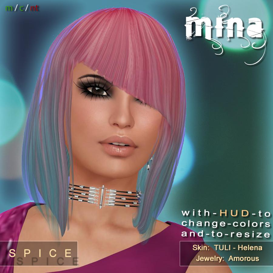MINA Hair - Spice -