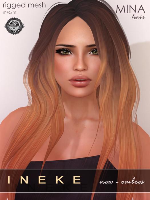 MINA Hair - Ineke - ombres