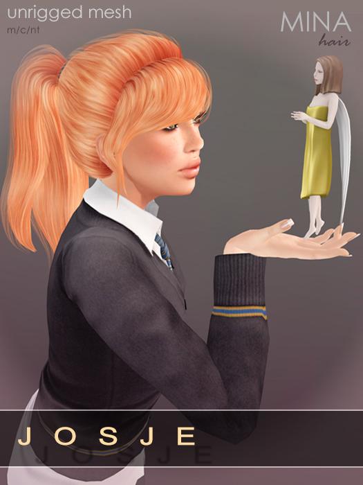 MINA Hair - Josje