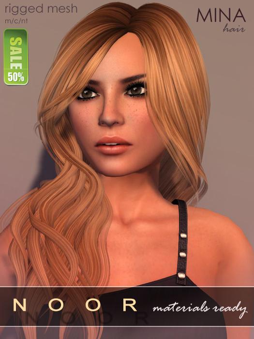MINA Hair - Noor2