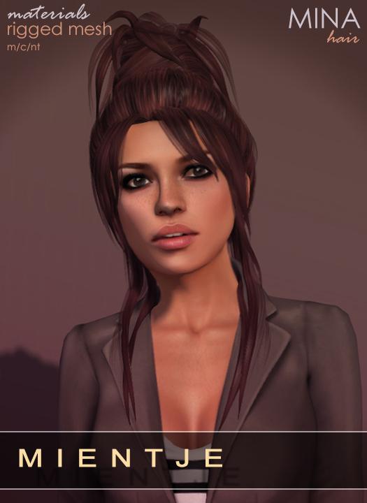 MINA Hair - Mientje - 2
