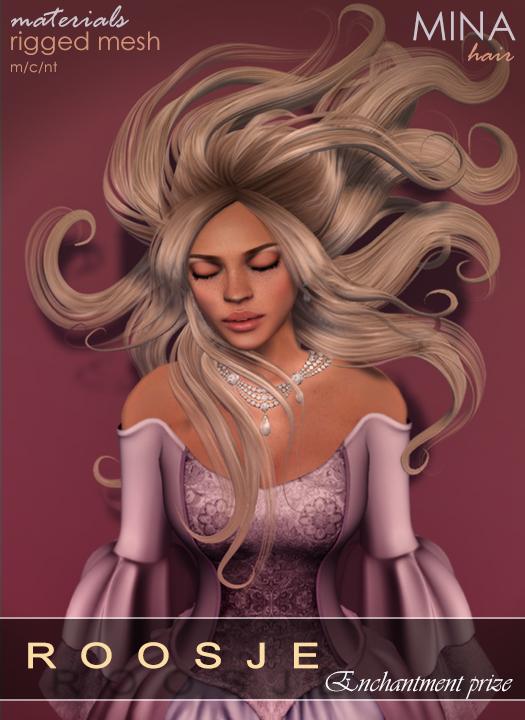 MINA Hair - Roosje