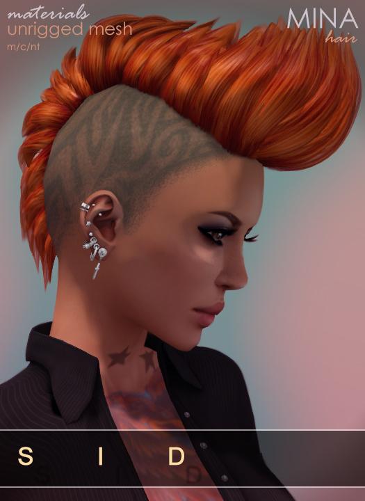 MINA Hair - Sid2