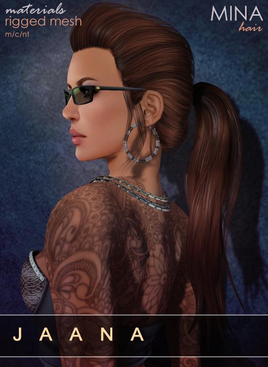 MINA Hair - Jaana 01