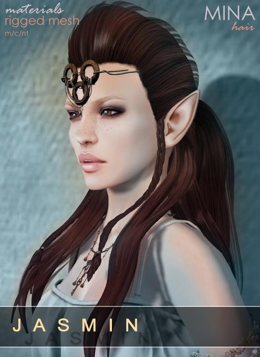 MINA Hair - Jasmin
