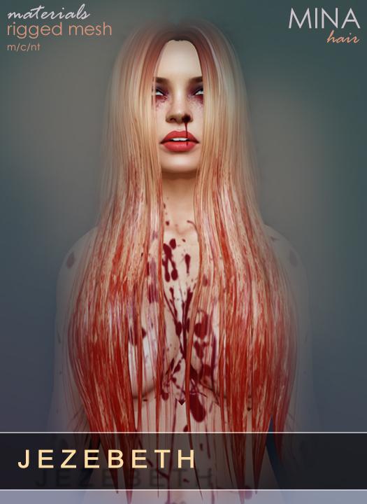 MINA Hair - Jezebeth light