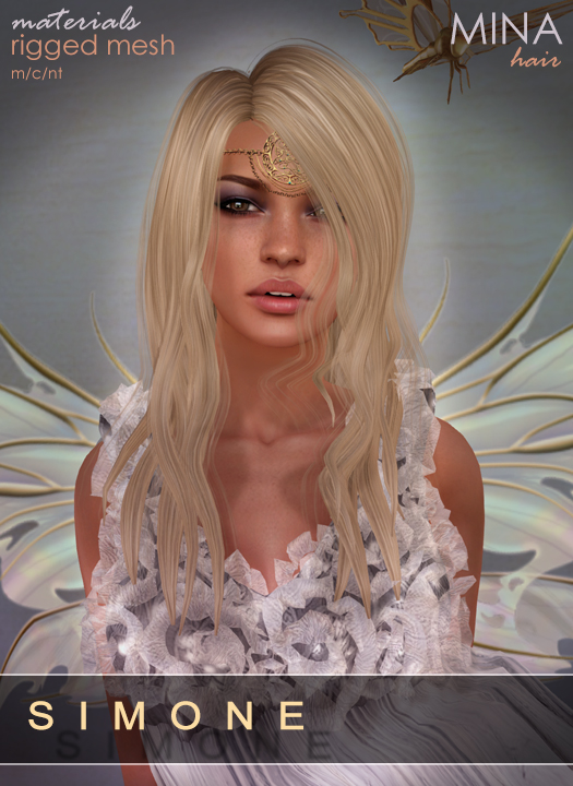 MINA Hair - Simone