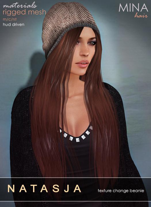 MINA Hair - Natasja 2
