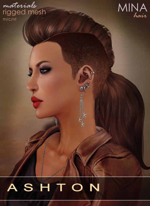 MINA Hair - Ashton