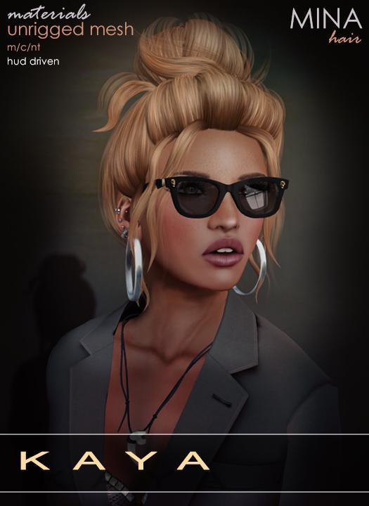 MINA Hair - Kaya