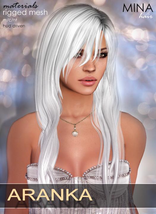 MINA Hair - Aranka special
