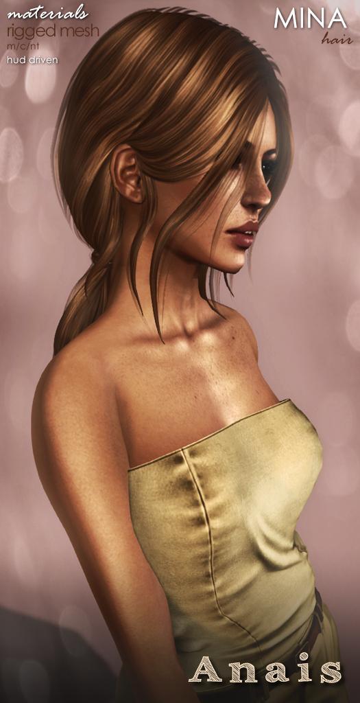 MINA Hair - Anais