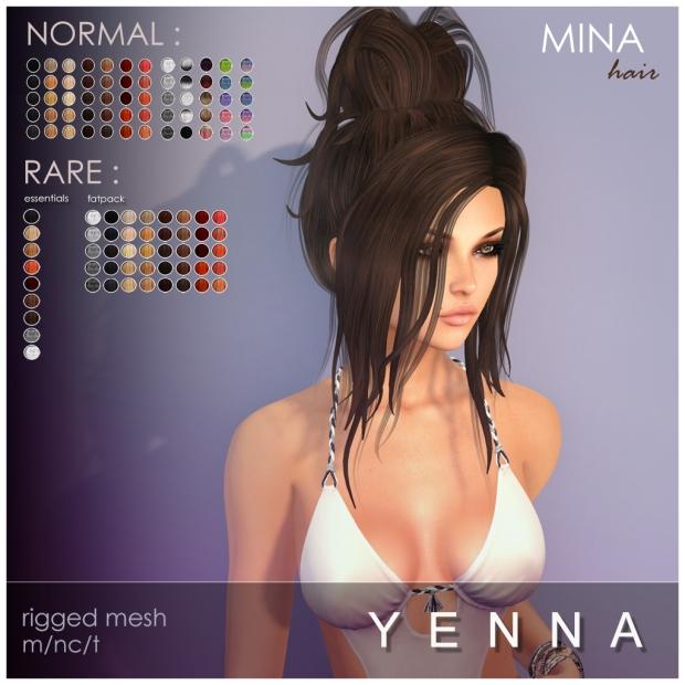 MINA Hair - Yenna