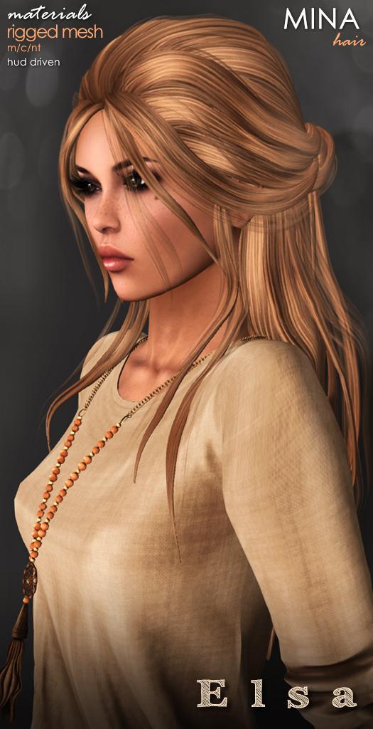 MINA Hair - Elsa