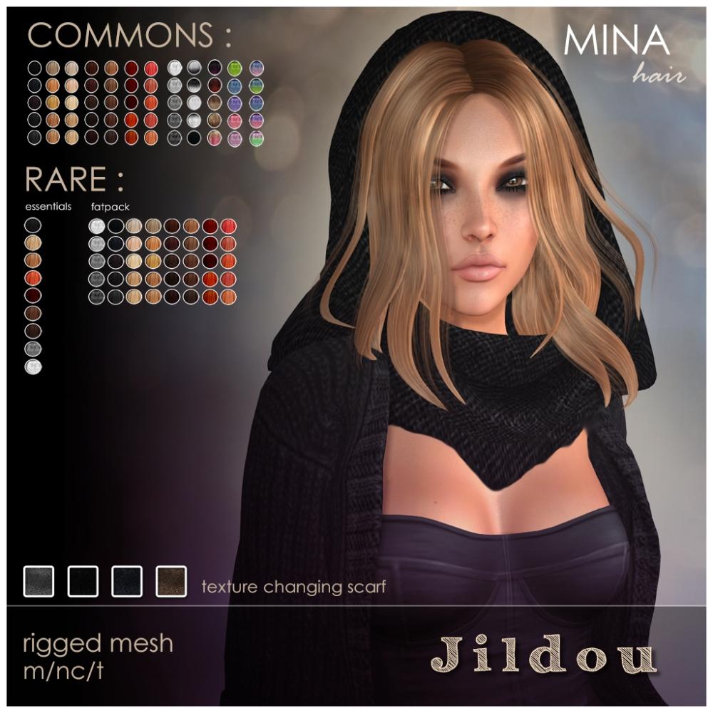 MINA Hair - Jildou