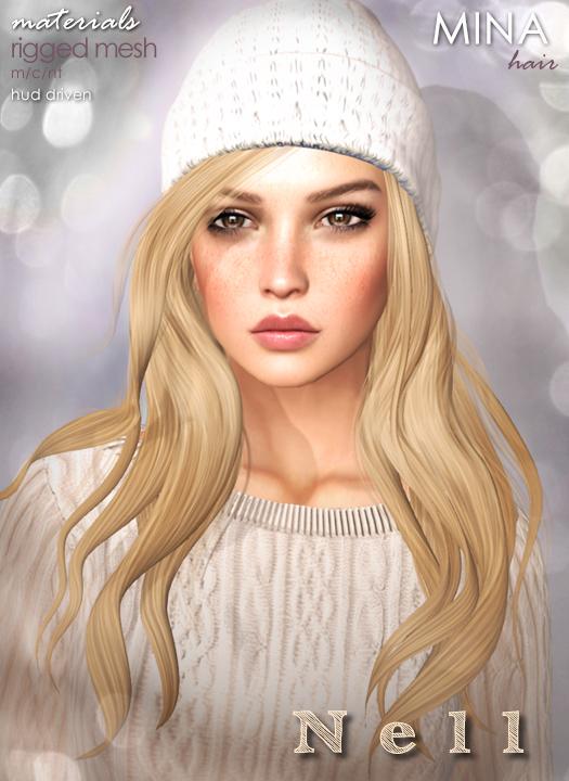MINA Hair - Nell