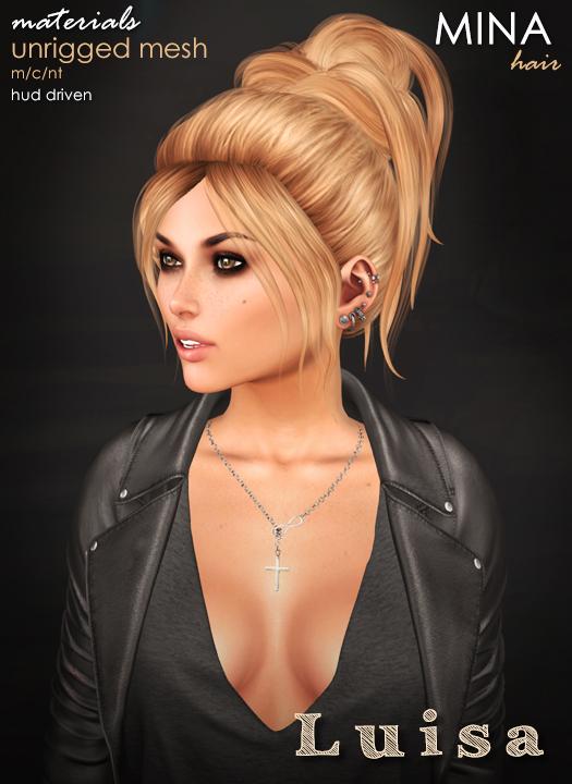 MINA Hair - Luisa