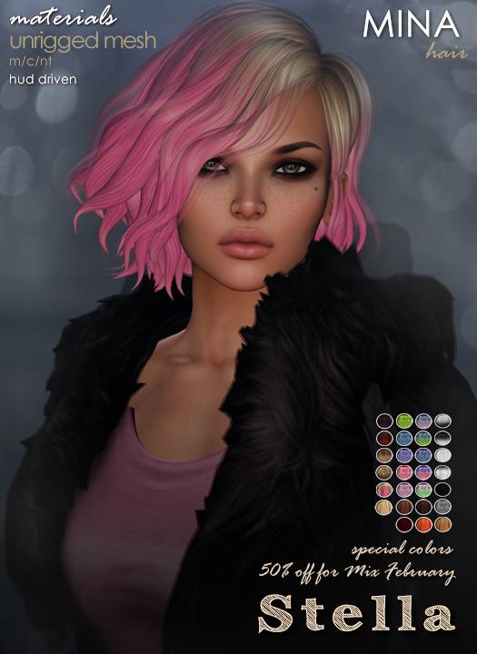 MINA Hair - Stella Specials
