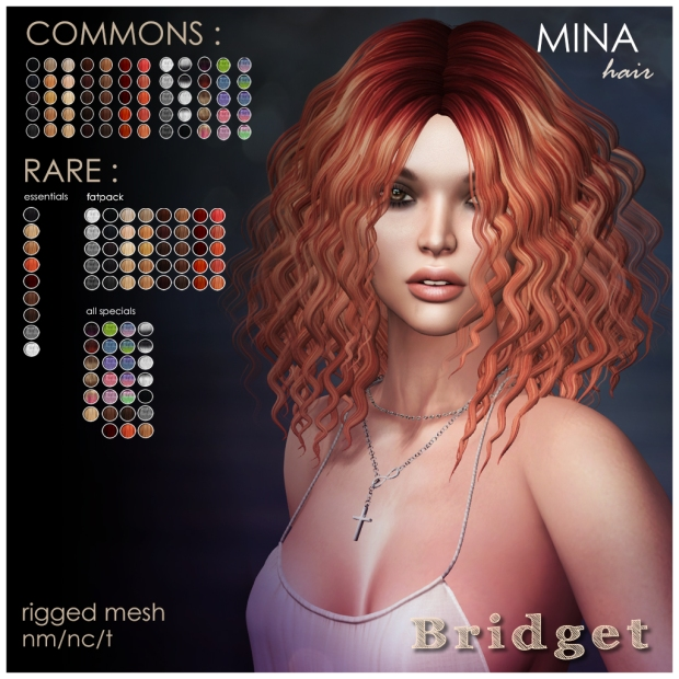 MINA Hair - Bridget
