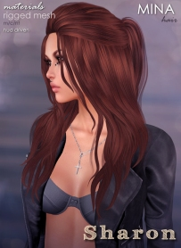 MINA Hair - Sharon