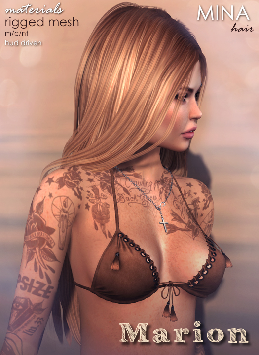 MINA Hair - Marion