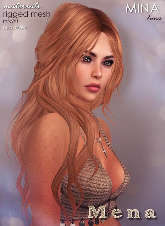 MINA Hair - Mena