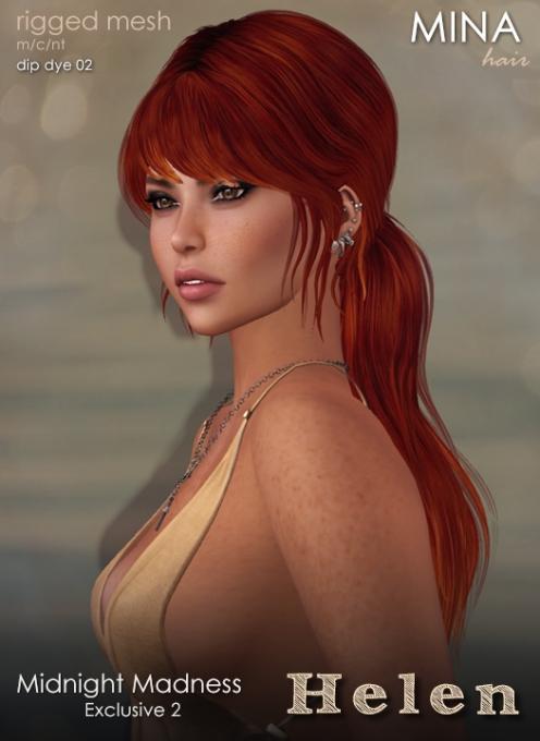 MINA Hair - MM02Helen