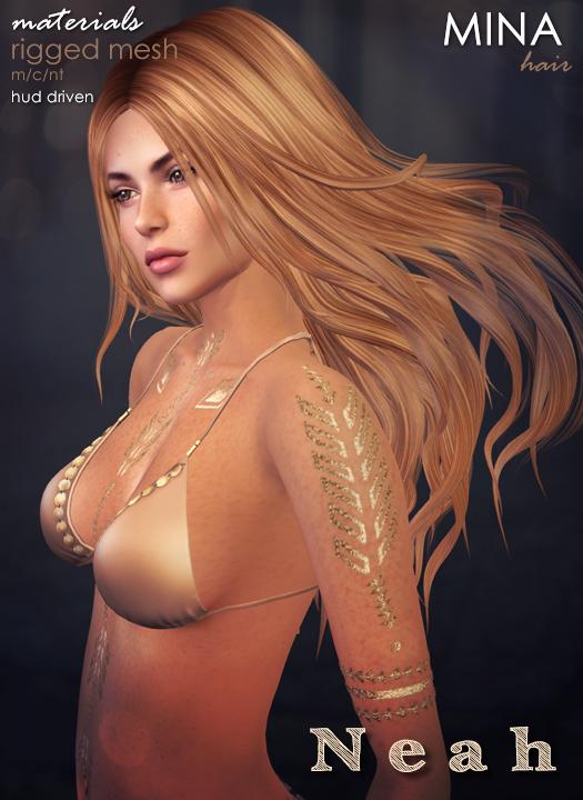 MINA Hair - Neah