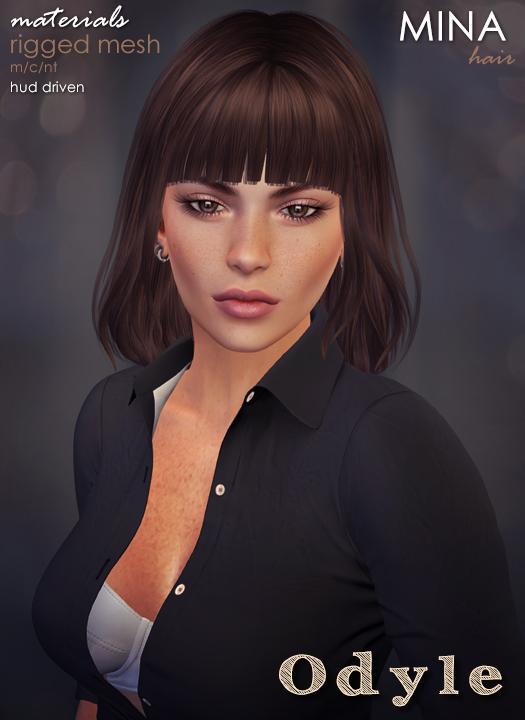 MINA Hair - Odyle