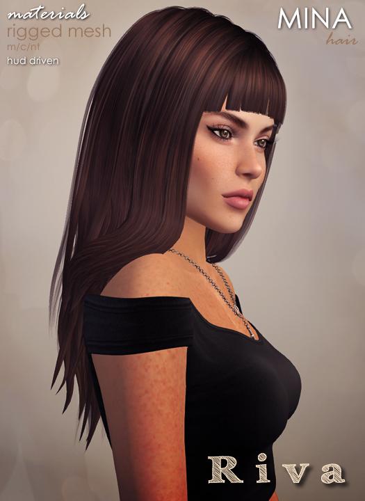MINA Hair - Riva