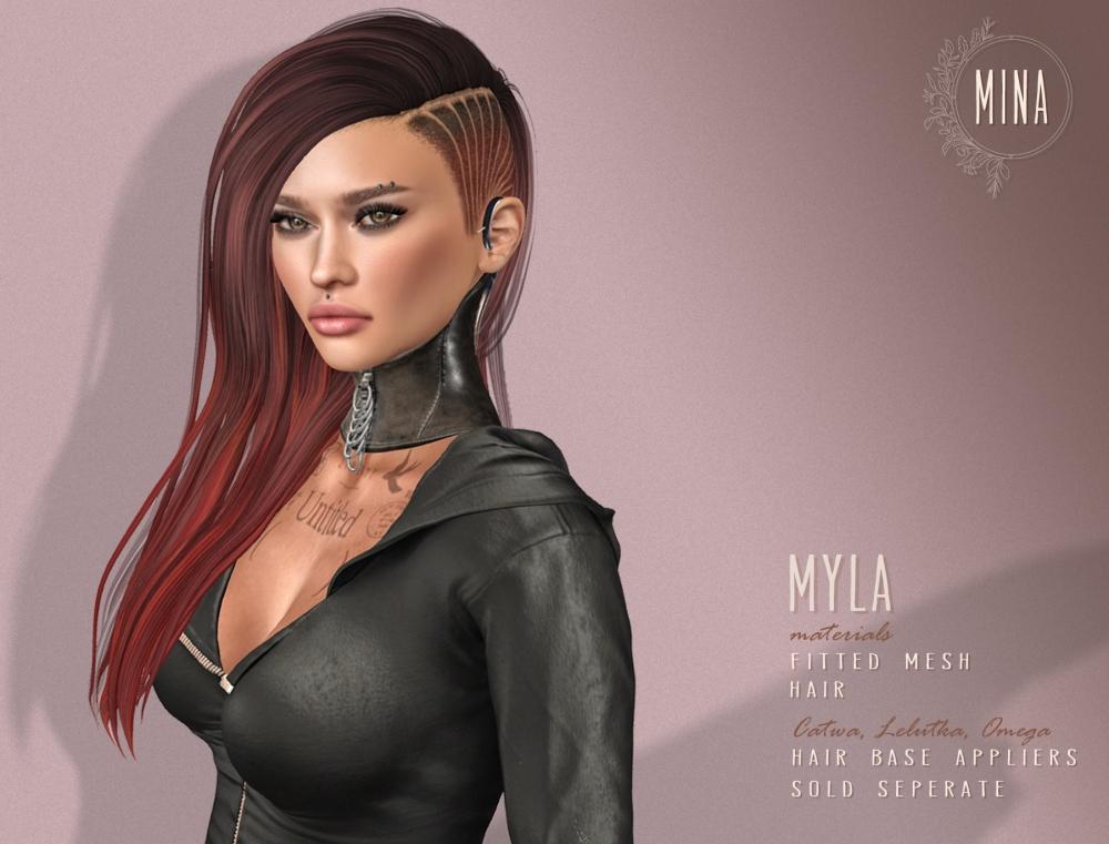 MINA Hair Myla