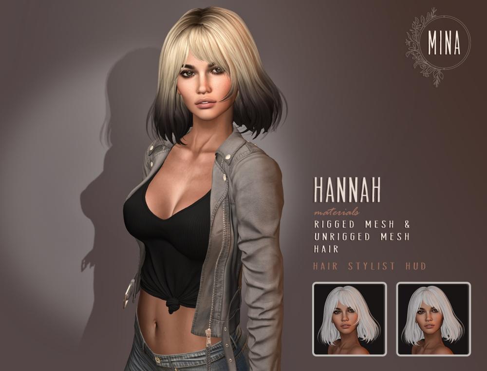 MINA Hair Hannah