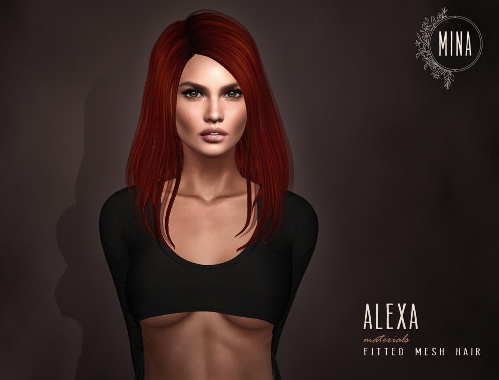 MINA Hair - Alexa3
