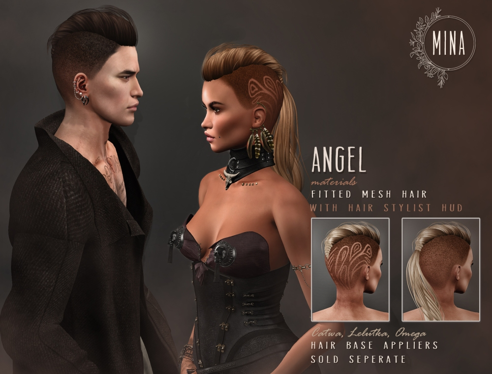 MINA Hair - Angel2