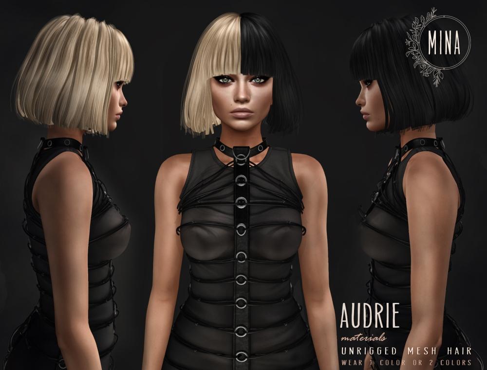 MINA Hair - Audrie