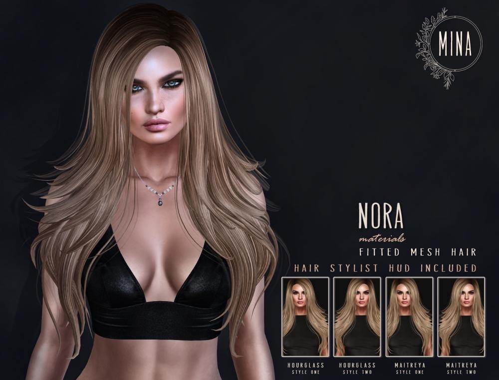 MINA Hair - Nora