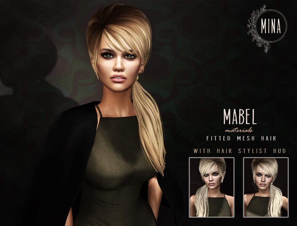 MINA Hair - Mabel