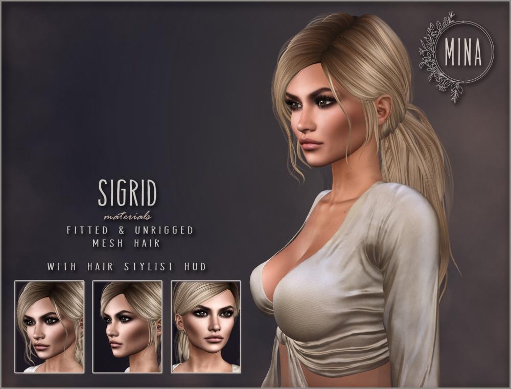 MINA Hair - Sigrid