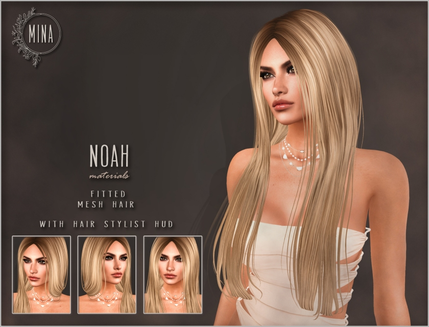 MINA Hair - Noah ad