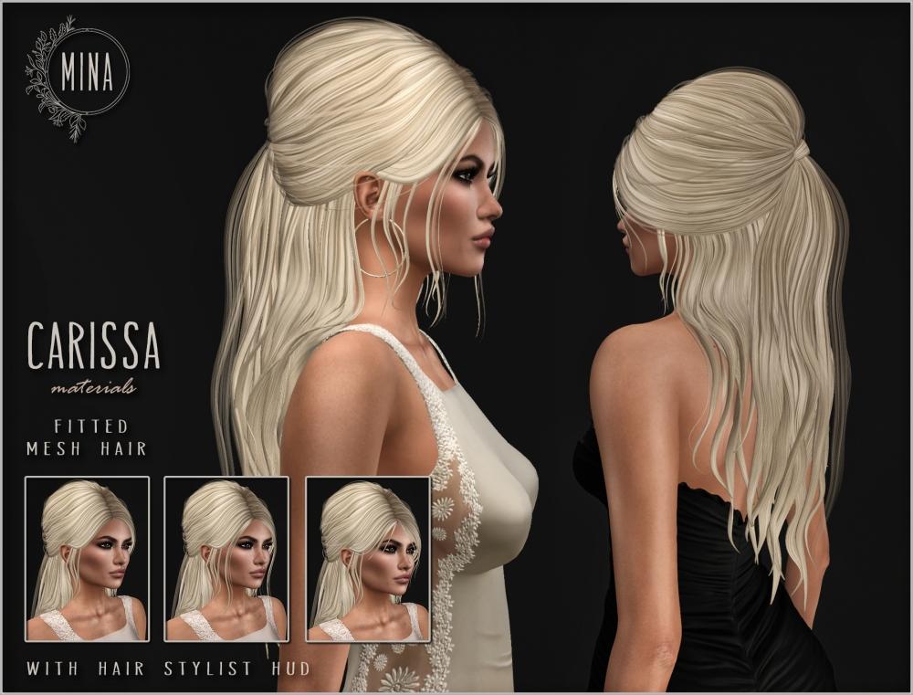 MINA Hair - Carissa