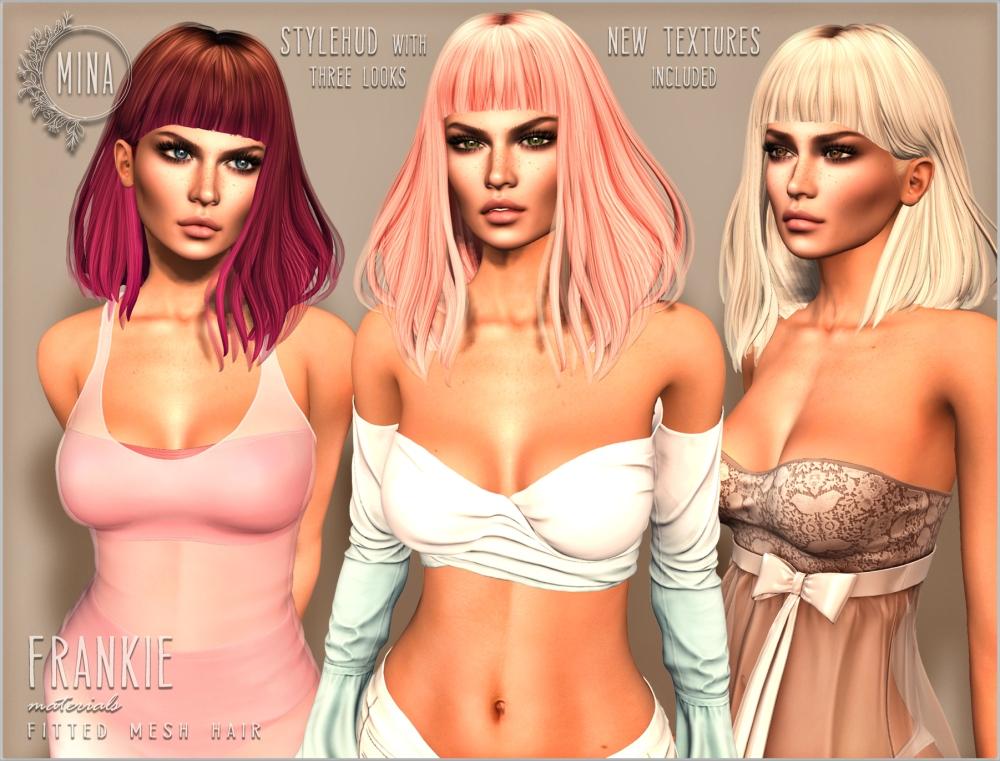 MINA Hair - Frankie