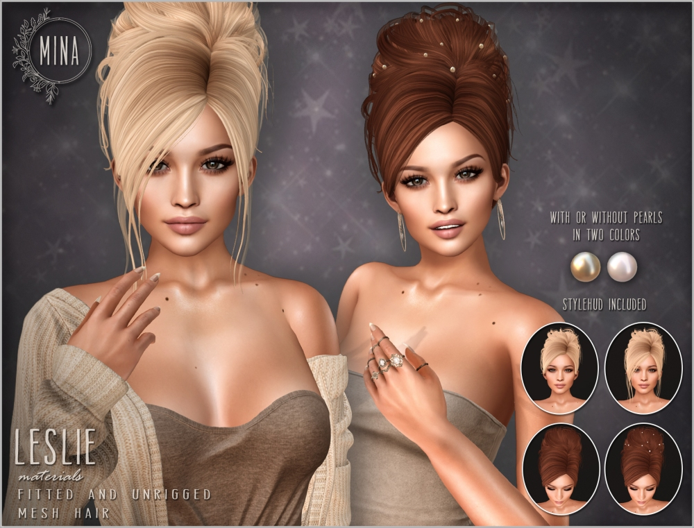 MINA Hair - Leslie ad02