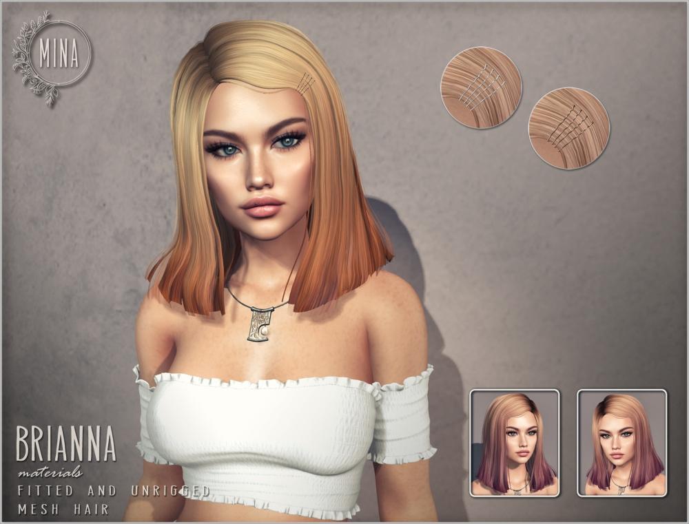 MINA Hair - Brianna Ad