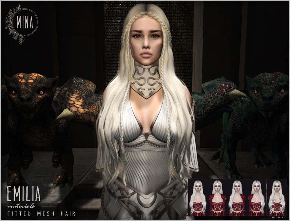MINA Hair - Emilia ad