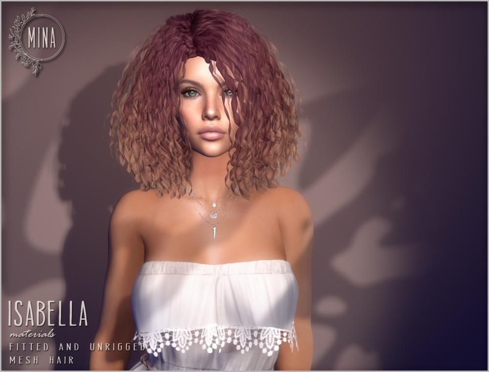 MINA Hair -Isabella ad3