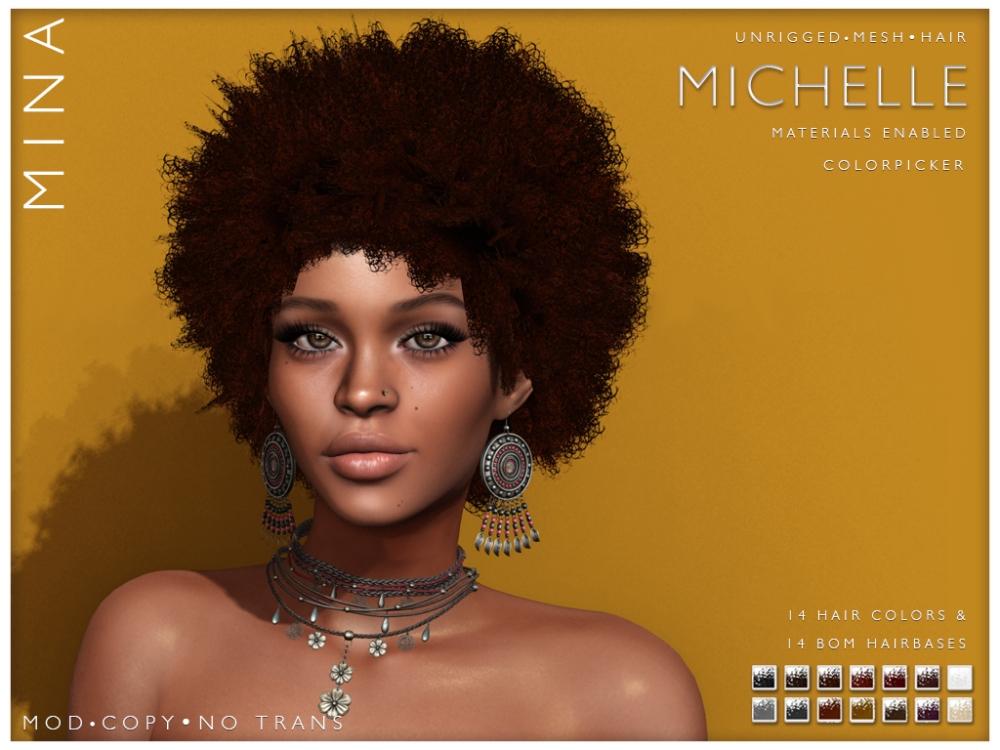 MINA_-_Michelle_Ad